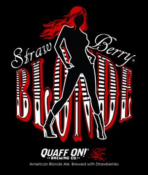 Strawberry Blonde Quaff On Brewing Company
